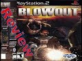 Blowout ps2 Quick Review