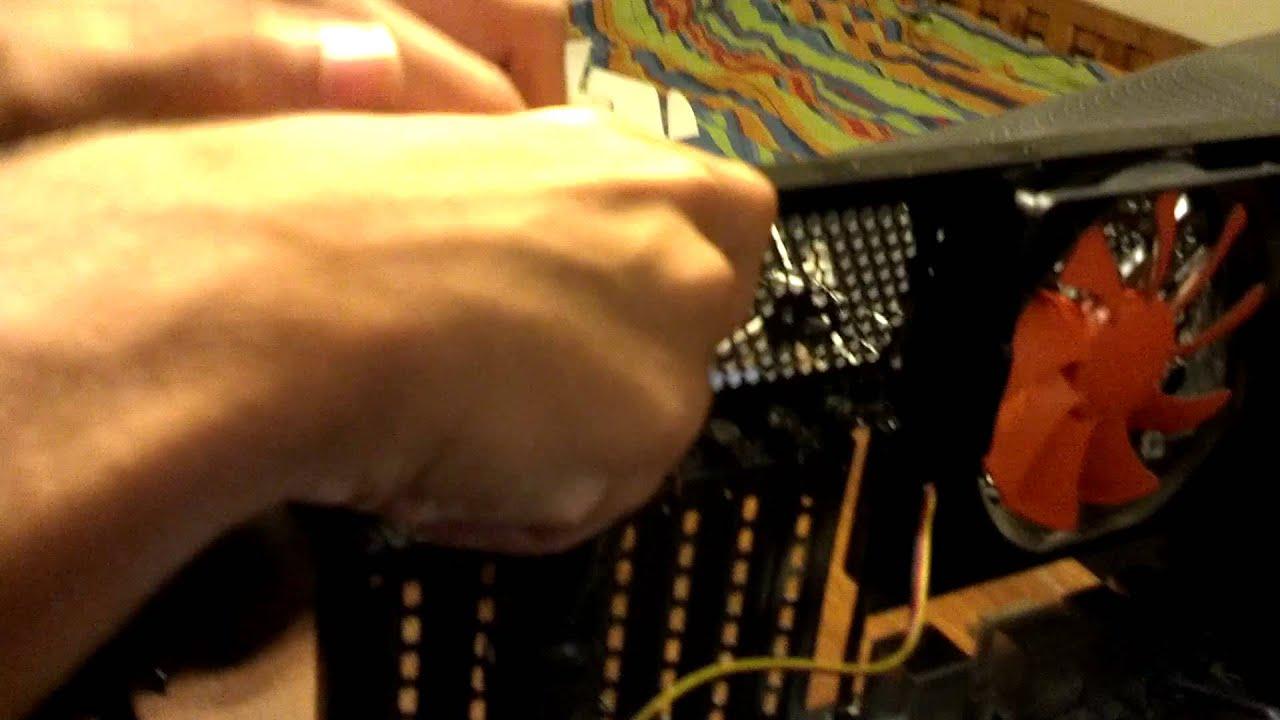 Unboxing & Installation: ZOTAC NVIDIA GeForce GTX 650 Ti BOOST