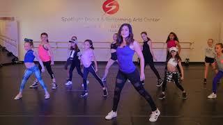 Kids Hip Hop Class - Learn To Dance