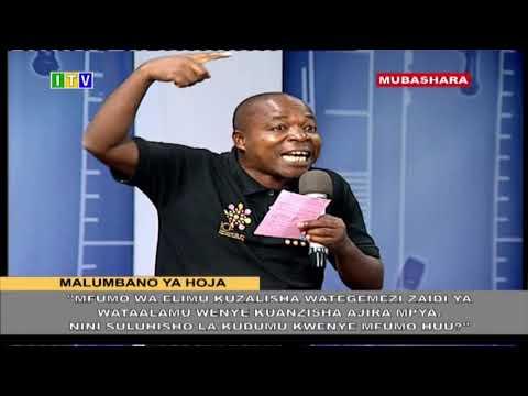Suluhisho la mfumo wa elimu kuzalisha wategemezi zaidi ya wataalam wenye kuanzisha ajira.