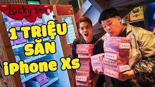 1 triệu đồng đập hộp Lucky Box săn iPhone Xs cùng Mazk (Oops Banana)