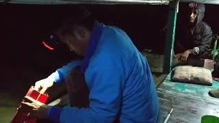 preview picture of video 'Spot mancing ikan sembilang di pulau halang'