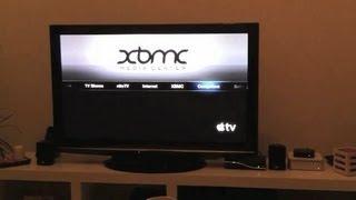 XBMC on the new Apple TV 3rd gen
