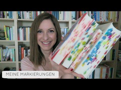 Markierungen in Büchern