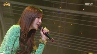 Davichi - Just the two of us, 다비치 - 둘이서 한잔해, Music Core 20130323
