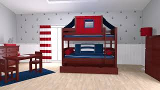Maxtrix Kids Furniture System