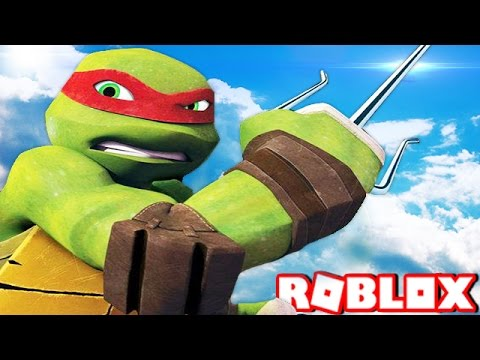 NINJA TURTLES IN ROBLOX