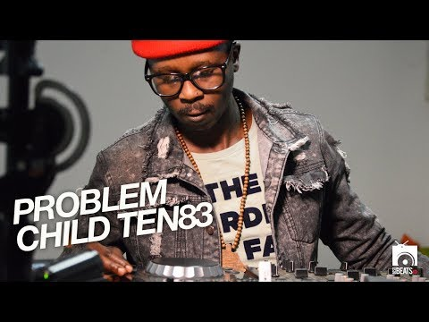 Problem Child Ten83 with ur #LunchTymMix