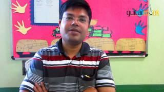Guitar Classes in Noida, Mukesh, Review 25