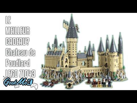 Vidéo LEGO Harry Potter 71043 : Le château de Poudlard