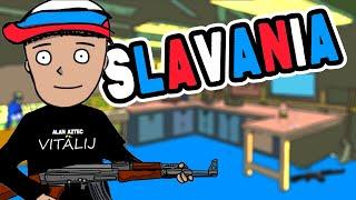Alan Aztec - Slavania (feat. Vitalij)
