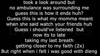 Phora - My Story Lyrics (On Screen)