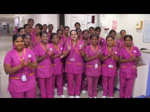 International Nurses Day 2017 - Kauvery Hospital
