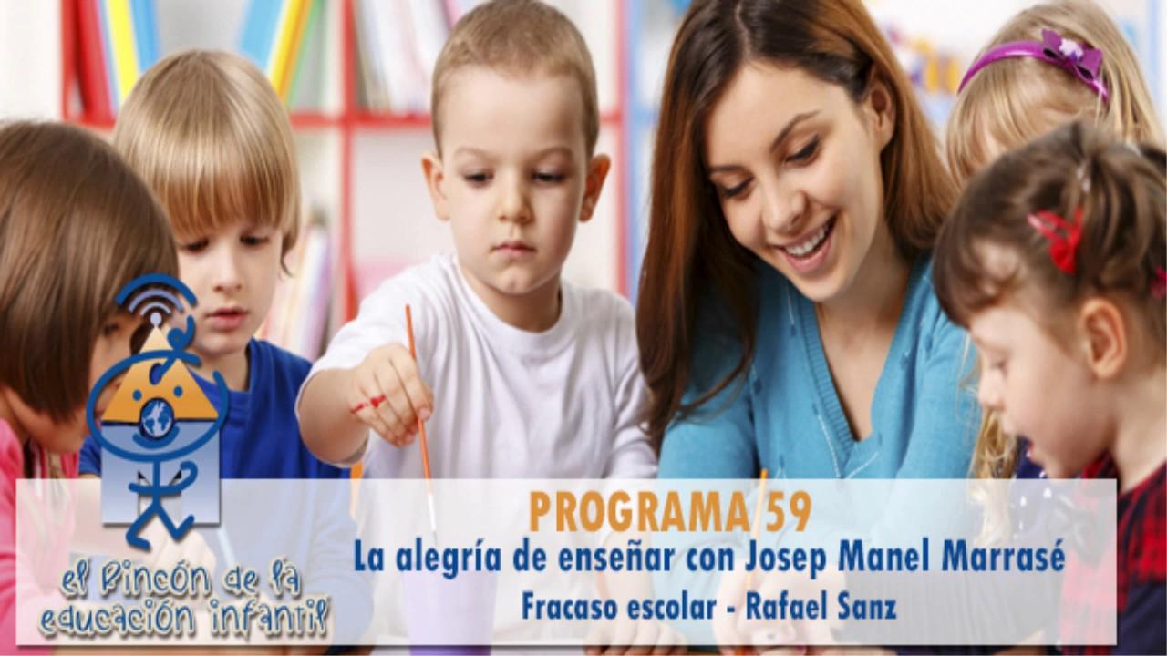 La alegría de enseñar - Fracaso escolar - Rafael Sanz (p59)
