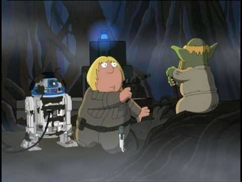 Family Guy: Something, Something, Something Dark Side Trailer