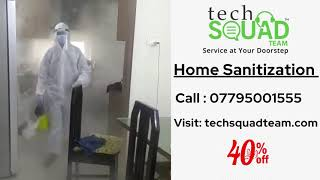 Sanitization and Fumigation Services to Remove Germs