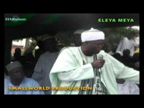 Sheik Muyideen Salman - Eleya Meya (Discrimination)