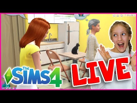 Broke to Wealthy SIMS Life on Live Stream!