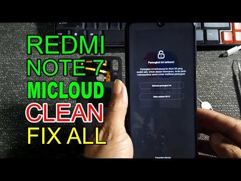 Download Remove Unlock Mi Account Micloud Redmi 6a Non Ubl Video 3GP