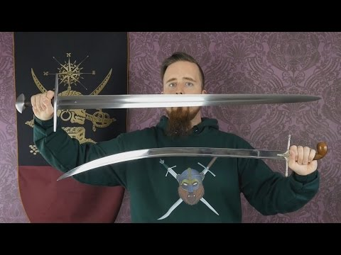 A Talk About Different Blade Shapes Of Swords And Their Effectiveness Mp3