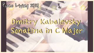 Dmitry Kabalesky Sonatina in C Major