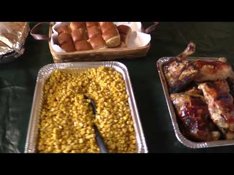 Home Cooked Meals at the Lodge
