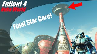 Fallout 4 Nuka World - Find All Star Cores Outside Of The