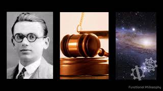 Functional Philosophy #45: Gödel's Incompleteness Theorem, Justice, and Eternity vs. Infinity