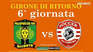 Polisportiva Bitonto - Soccer Altamura