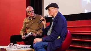 Serpentine Cinema: Jonas Mekas - Conversations With Film-Makers