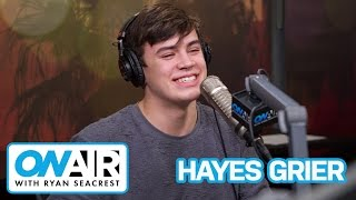 Hayes Grier On Branching Out From Vine | On Air With Ryan Seacrest