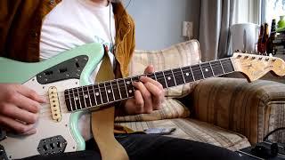 Rex Orange County   Pluto Projector Guitar Cover