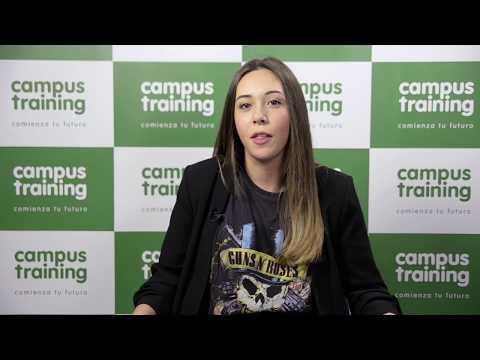 Personal Shopper de Curso Asesor de Imagen - Personal Shopper y Dependiente de Comercio en Campus Training