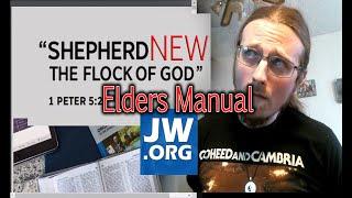 New JW Secret Elders Book Leaked (2019)