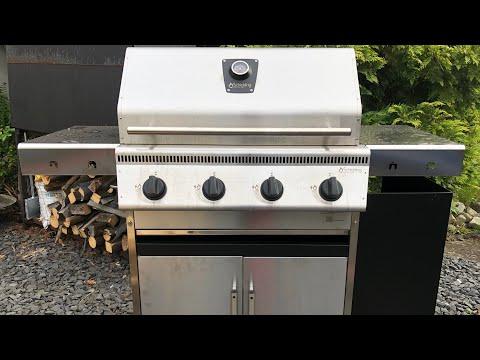 "UNBOXING Gasgrill Edelstahl PremioGas XL II ""Barbecue"" - deutsches BBQ-Video - 0815BBQ"