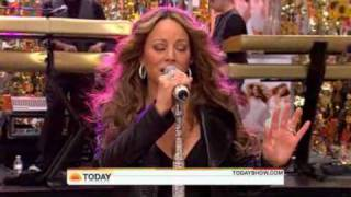Mariah Carey   I Want To Know What Love Is ( Live Today Show 10022009 )
