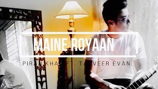 Kadr z teledysku Maine Royaan tekst piosenki Tanveer Evan