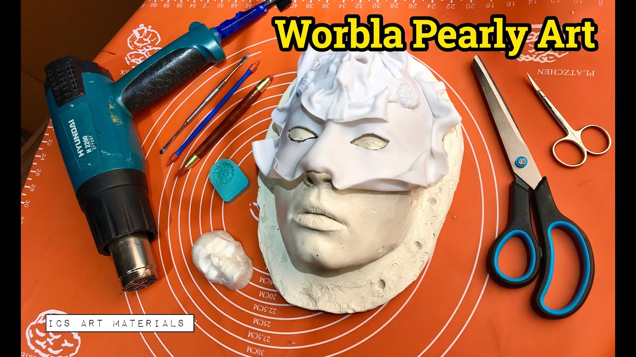 TUTORIAL WORBLA Pearly Art