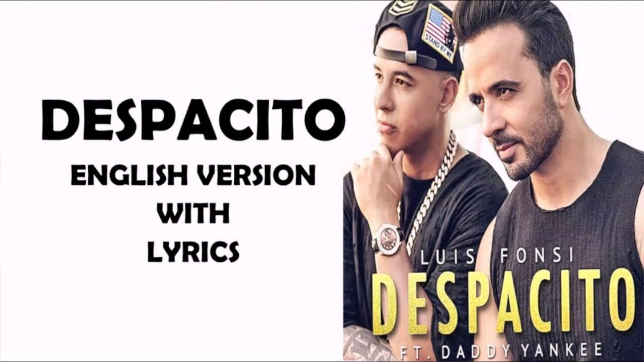dan kasetnya di Toko Terdekat Maupun di  iTunes atau Amazon secara legal download lagu mp3 Download Mp3 Of Despacito English Version
