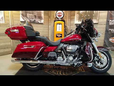 2019 Harley-Davidson Ultra Limited in Kokomo, Indiana - Video 1