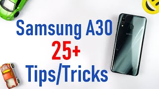 Samsung A30 25+ Important Tips and Tricks and Hidden Features
