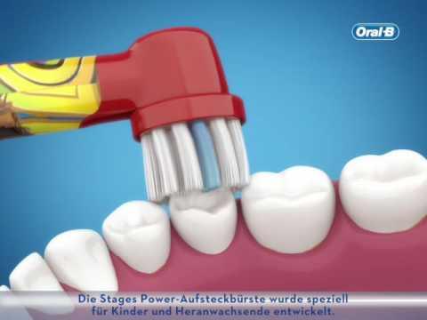 Oral-B Aufsteckbuersten