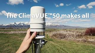an overview of the climavue™50