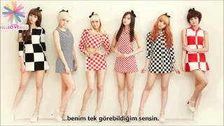 Hello Venus - It's Just Love (Cunning Single Lady OST) [Türkçe Altyazılı]