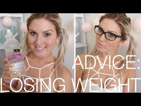 Video Advice ♡ Weight Loss, Healthy Eating Around Family, & Motivation Tips!