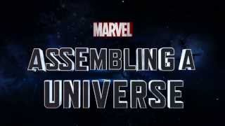 Marvel Studios: Assembling a Universe (2014) Video