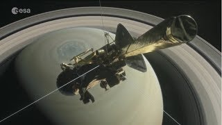 Cassini diving into history | Kholo.pk