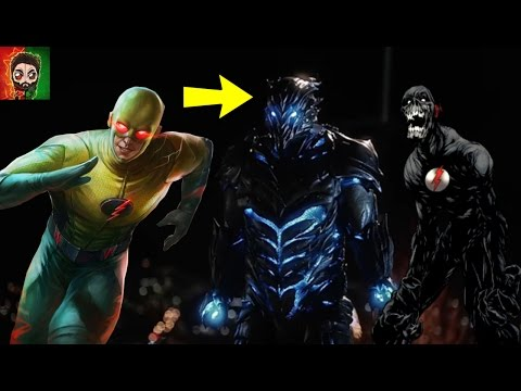 Is Reverse Flash Coming For Savitar With Black Flash? - The Flash Season 3
