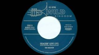 THE SOLUTION   Hijackin' love (Live)