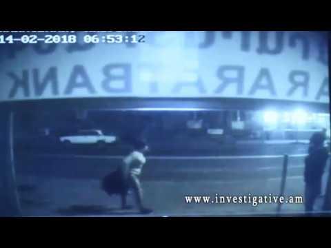 Գողության փորձ՝ Խորենացի փողոցում գտնվող բանկոմատից (լուսանկարներ, տեսանյութ)